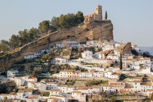 Andalusia White Villages