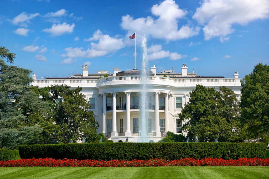 The History of the White House